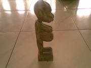 Art handycrafts of Indah creation(Bali)Primitive statue
