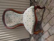 Antique bedroom chair in v.g. c.