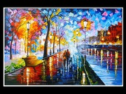 Landscape Canvas Oil Paintings by Designer Paintings Australia