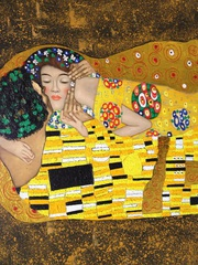 Gustav Klimt Oil Paintings For Sale | Au Lac Art Gallery