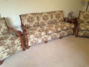 Antique / Vintage lounge suite in new condition - 1930's