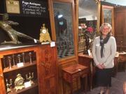 Antique bookcases Melbourne